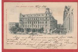 Pologne - Lodz - Rue Zielona (1899) - Poland