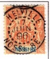 Ex Colonie Française  *  Nossi-Bé * Poste   36  Obl - Nossi-Bé (1889-1901)