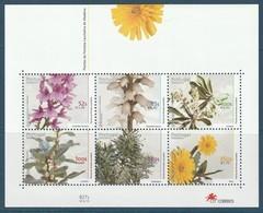 Madère - BLOC N° 21 ** (2000)  FLEURS - Madeira