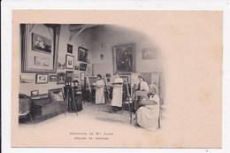 CP 92 NEUILLY SUR SEINE Institution De Mlle Julien Atelier De Peinture - Neuilly Sur Seine