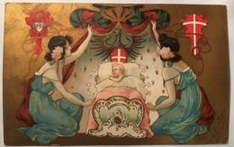 V 10696 - Künstlerkarten