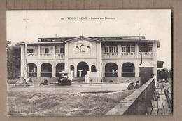 CPA TOGO - LOME - Lomé - Bureau Des Douanes - TB PLAN Façade Edifice + ANIMATION TB AUTOMOBILE - Togo