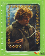 Voyo  LOTR - LAY'S - Card  The Two Towers NEW Sam Poland - Lord Of The Rings