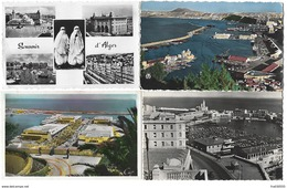 AFRIQUE DU NORD ET EUROPE - Joli Lot De 215 CPSM + 15 Pochettes Et Carnets - Cartes Postales