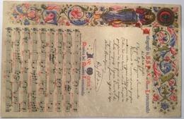V 10601 Autografo Di SS PIO X Al Maest. Leoncavallo - Historische Persönlichkeiten