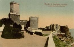 10800 Trapani - Monte S. Giuliano - Il Castello Pepoli (XI E XII Secolo) - Trapani
