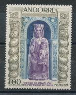 Andorre N°228** Vierge De Canolich - Andorra Francesa