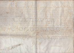 King Henry Of Navarre To François De Saint-Ours, Lettres De Gentilhomme, 23 May 1585 - Documenti Storici