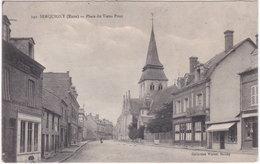 27. SERQUIGNY. Place Du Vieux Pont. 149 - Serquigny