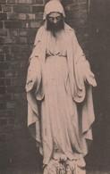 Antwerpen - Rust En Verorgingstehuis 'De Zavel' - Madonnabeeld Van De Toenmalige Gevel - Antwerpen