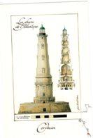 B63412 Cpm Les Phares - Cordouan  - Illustration De Jean Benoit Héron - Cartes Postales