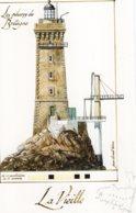 B63424 Cpm Les Phares - La Vieille - Illustration De Jean Benoit Héron - Postkaarten