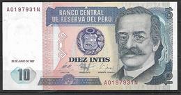 PERÚ, 1987 - Perú