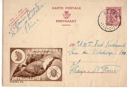 Publibel - 812 - LE DORYPHORE - FLENU - HAINR ST-PIERRE - 1948. - Publibels