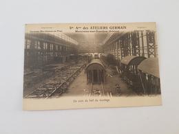 A 2332 - Charleroi Atelier Germain Un Coin De Hall Du Montage - Charleroi