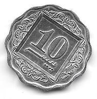 *pakistan 10 Paisa  1984  Km 53    Unc - Pakistan