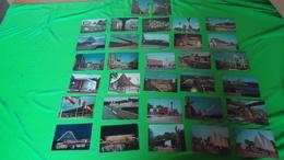 Expo 58 - 32 Kleine Kaarten - 32 Petites Cartes  (voir  - Zie Détails) - Exhibitions