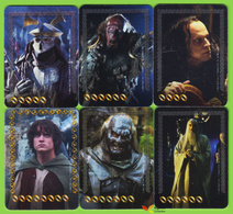 Voyo  LOTR - LAY'S - Six  Cards  The Two Towers Poland - Lord Of The Rings