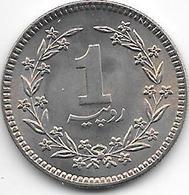 *pakistan 1 Rupee  1984  Km 57.2   Unc - Pakistan