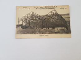 A 2334 - Charleroi Atelier Germain Charpente D'atelier - Charleroi