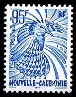 NOUV.-CALEDONIE 1997 - Yv. 737 **   Faciale= 0,80 EUR - Le Cagou 95f Bleu  ..Réf.NCE25430 - Nieuw-Caledonië