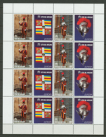Vaticano 1997 Europa CEPT Minifoglio Da 4 Serie Sass.1075/76 **/MNH VF - Blocs & Feuillets