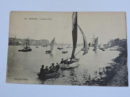 NANTES - L'Avant-Port   Ref 1060 - Nantes