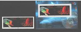 Canada MNH  2007 Polar Year Set+s/s - 1952-.... Regno Di Elizabeth II