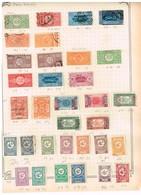 Arabie Saoudite à Identifier. Restant D'une Ancienne Collection. Remainder From Old Collection - Postzegels