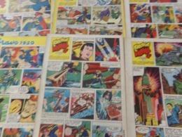 Lot Des 26 N De Bravo 1950 Capitaine Marvel Uderzo Introuvable Histoire Complète - Marvel France