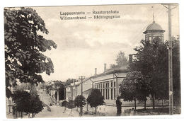 RASSTUVANKATU - Lappeenranta - Rådhusgatan - Willmanstrand - Finland