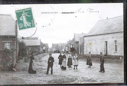 SEBONCOURT RUE NEUVE - Francia