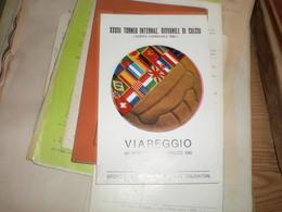 Football XXXIII Torneo Internaz Giovanile Di Calcio Viareggio - Voetbal