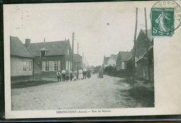 SEBONCOURT RUE DE BOHAIN - Autres Communes