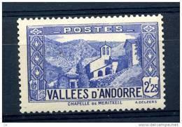 Andorre  :  Yv  84  ** - Unused Stamps