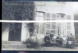 SEBONCOURT LE CHATEAU PHOTO CARTE - Autres Communes