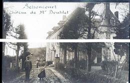 SEBONCOURT LE CHATEAU PHOTO CARTE - Francia