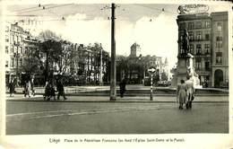 CPA - Belgique - Liège - Place De République Française - Liege