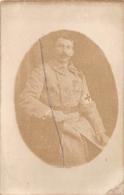 ¤¤  -   CHARLEVILLE   -   Carte-Photo Militaire   -  Soldat , Croix-Rouge          -  ¤¤ - Charleville