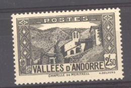 Andorre  :  Yv  86  ** - Unused Stamps