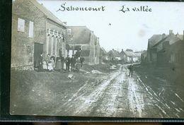 SEBONCOURT LA VALLEE PHOTO CARTE - Autres Communes