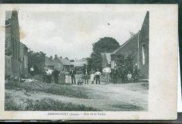 SEBONCOURT RUE DE LA VALLEE - Autres Communes