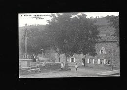 C.P.A. DE MONESTIER EN VOCANCE 07 - Autres Communes