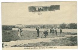 Semaine D`Aviation ä Mondorf-les-Bains  1910 .N.Schumacher. - Postcards