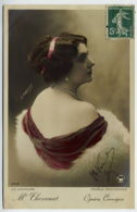 ARTISTES SPECTACLES*Artiste Feminine Thevenet-Coiffure-Opera Comique - Artistas
