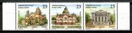 Serbia 2018 / Jewish Sacral Architecture MNH Arquitectura Religiosa Judía / Cu15318  18-33 - Moskeeën En Synagogen