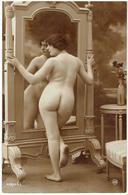 Érotique, Érotica, Erotic - FEMME NUE -  J.A.Paris Série 96 - Erotik Bis 1960 (nur Erwachsene)