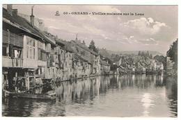 Ornans / Vieilles Maisons Sur La Loue - France