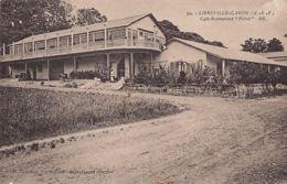 Gabon - LIBREVILLE - Café Restaurant Fillot - Ed. Bloc Frères 50. - Gabon