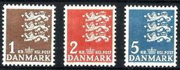 Dinamarca Nº 304/7 Charnela. Cat.15€ - Denmark